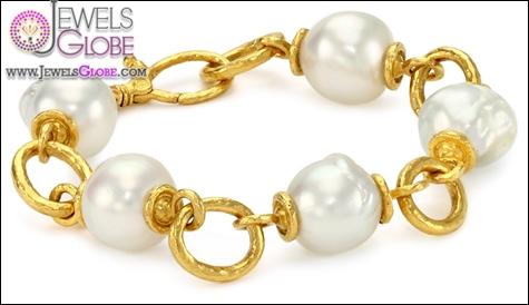 GURHAN-Balloon-Baroque-Pearl-Link-Bracelet Best Gurhan Jewelry Designs That Amaze Women