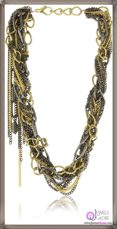 Gemma-Redux-Gold-and-Gunmetal-Libby-Necklace Important Gemma Redux Jewelry Pieces to Look For