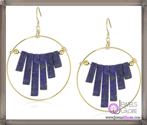 Gemma-Redux-Lapis-Krisztina-Earrings Important Gemma Redux Jewelry Pieces to Look For