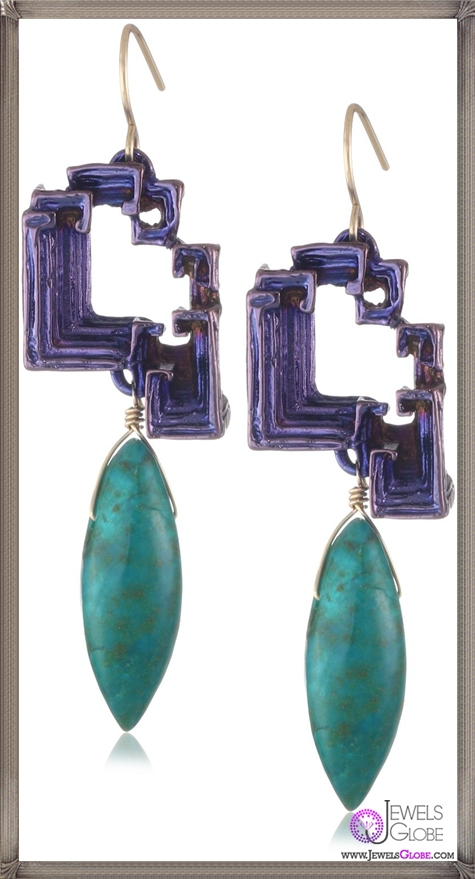 Gemma-Redux-Purple-Akira-Earrings Important Gemma Redux Jewelry Pieces to Look For