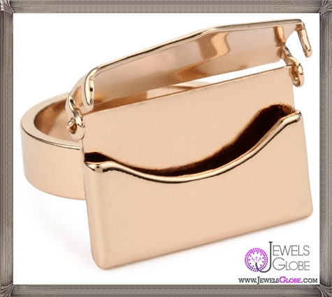 Gemma-Redux-Rose-Gold-Tone-Envelopment-Ring Important Gemma Redux Jewelry Pieces to Look For