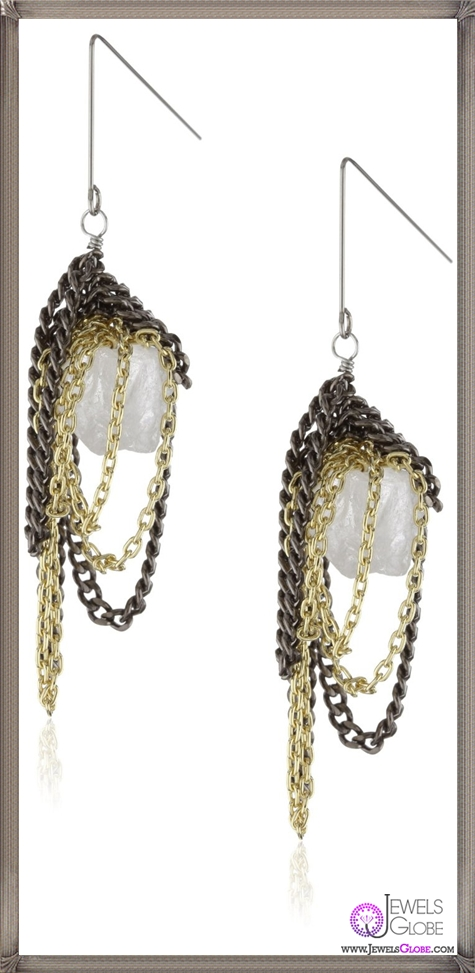 Gemma-Redux-Rough-Rock-Crystal-Liz-Earrings Important Gemma Redux Jewelry Pieces to Look For