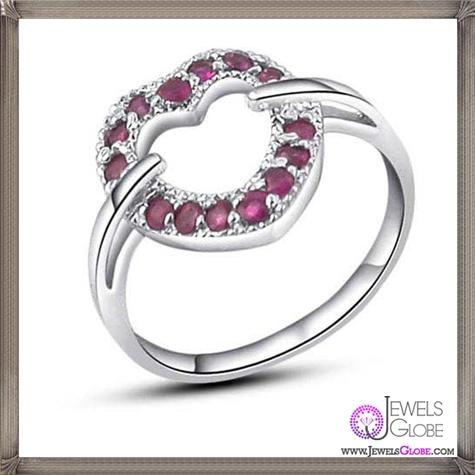 Genuine-Natural-Gemstone-JewelryGenuine-Ruby-Girls The 32 Most Elegant Genuine Ruby Rings For Women 2019