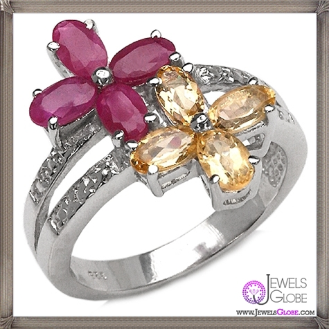 Genuine-Ruby-Ring 32+ Most Elegant Genuine Ruby Rings For Women