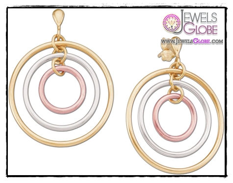 Geometric-Circle-Hoop-Earrings Art of Wearing Jewelry for Young Girls