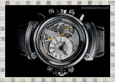 Gerald-Genta-Arena-Metasonic-Men-expensive-watch 15 Most Expensive Men's Watches in The World (Exclusive)