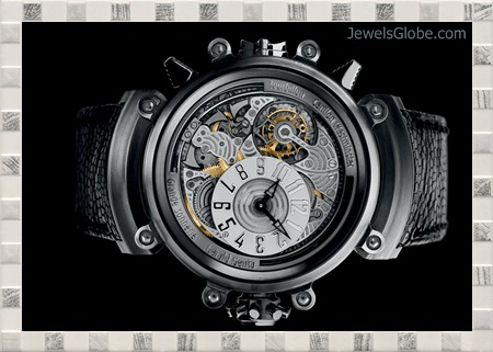 Gerald-Genta-Arena-Metasonic-Men-expensive-watch 15 Most Expensive Men's Watches in The World (Exclusive)