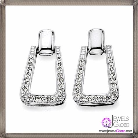 Gold-Diamond-Hoop-Earrings-Classically-trendy-1 These Are The BEST 32 Diamond Hoop Earrings You'll See (Plus Shopping Tips)