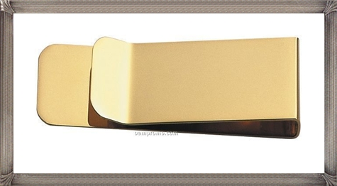 Gold-Rectangle-Money-Clip The 25 Most Popular Gold Money Clip Designs