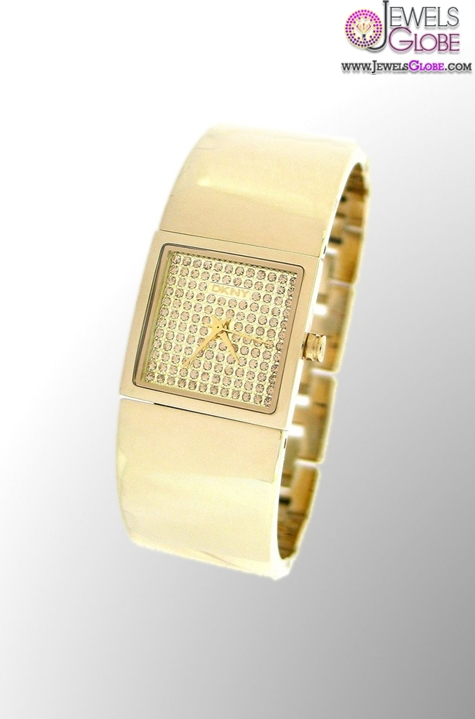 Gold-dkny-watches-women The Best DKNY Watches For Women