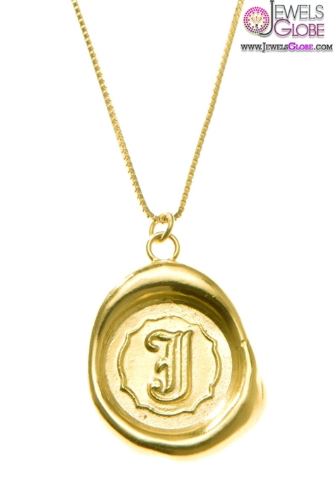 Gold-necklace-with-seql-pendant-by-Comtesse-de-la-Haye-Gold The 29 Most Popular Gold Pendant Designs For Women