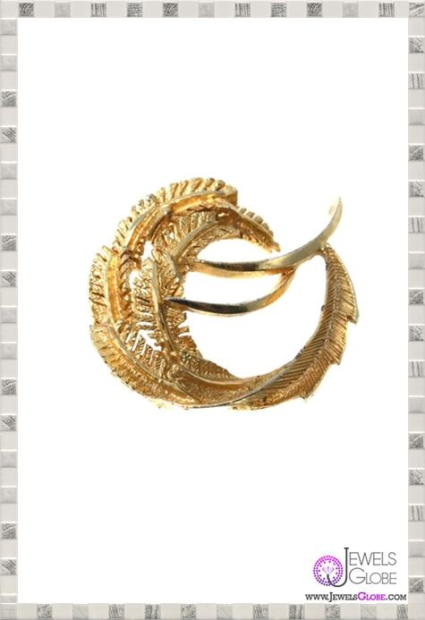 GoldLeaf-z TOP 36 Golden Brooches