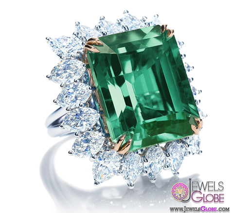 Harry-Winston-Emerald-and-Diamond-Ring A Quick Way to Get Cheap Emerald Rings For Sale