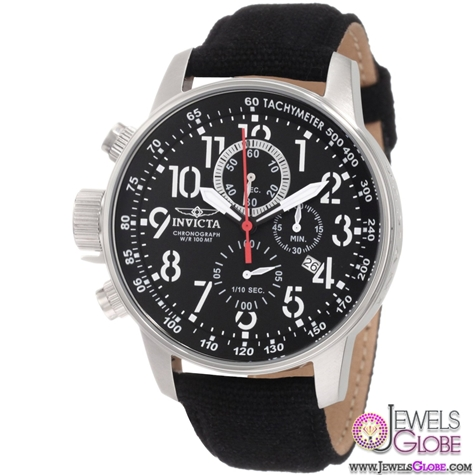 Invicta-Mens-I-Force-Collection-Chronograph-Strap-Watch Stylish Invicta Watches For Men