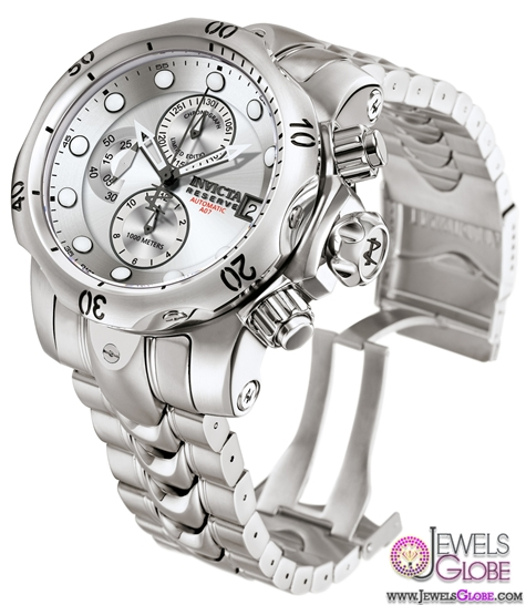 Invicta-Venom-Reserve-Chronograph-Mens-Watch Stylish Invicta Watches For Men