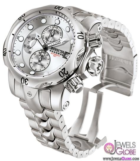 Invicta-Venom-Reserve-Chronograph-Mens-Watch Stylish Invicta Watches For Men