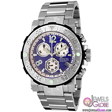 Invicta-Watches-Mens-Reserve-Collection-Sea-Rover-Chronograph-Swiss-Made-Watch Stylish Invicta Watches For Men