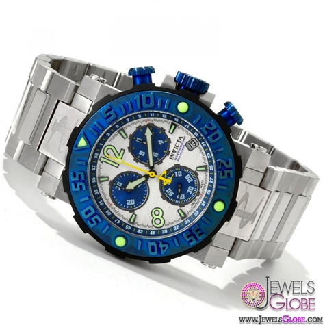 Invicta-Watches-Mens-Reserve-Collection-Sea-Rover-Chronograph-Swiss-Made Stylish Invicta Watches For Men