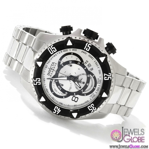 Invicta-Watches-Mens-Reserve-Excursion-Touring-Edition-Tachymeter-Chronograph-Swiss-Made-Watch Stylish Invicta Watches For Men