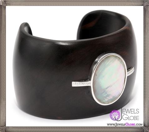 Ivanka-Trump-Downtown-Signature-Ebony-Cuff-with-Diamonds Ivanka Trump Jewellery Collection