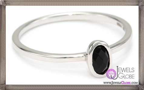 Ivanka-Trump-Downtown-Signature-Oval-Stacked-Onyx-Ring Ivanka Trump Jewellery Collection