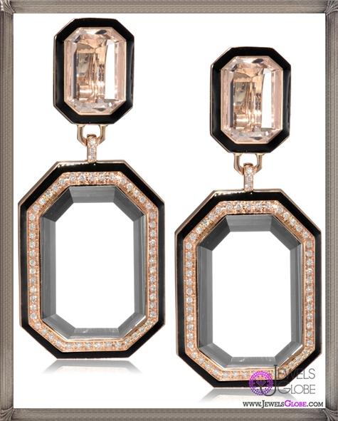 Ivanka-Trump-Octagonal-Rock-Crystal-Dangle-Earrings-with-Diamonds Ivanka Trump Jewellery Collection
