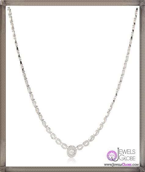 Ivanka-Trump-Signature-Bridal-Diamond-Oval-Link-Necklace Ivanka Trump Jewellery Collection