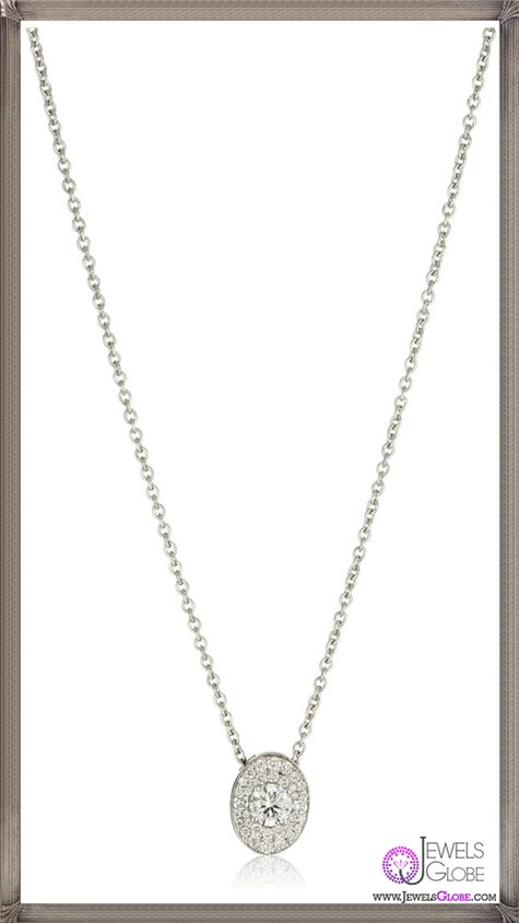 Ivanka-Trump-Signature-Bridal-Oval-Diamond-Necklace Ivanka Trump Jewellery Collection