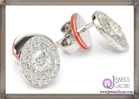 Ivanka-Trump-Signature-Bridal-Oval-Diamond-Stud-Earrings Ivanka Trump Jewellery Collection
