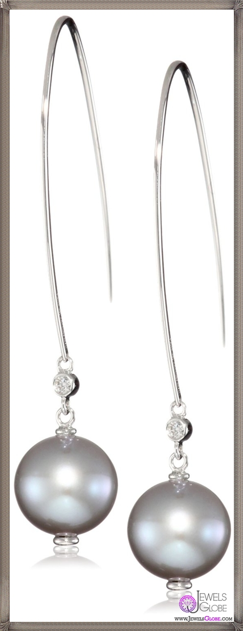 Ivanka-Trump-Soho-Bead-Drop-Wire-Grey-Pearl-and-Diamond-Earrings Ivanka Trump Jewellery Collection