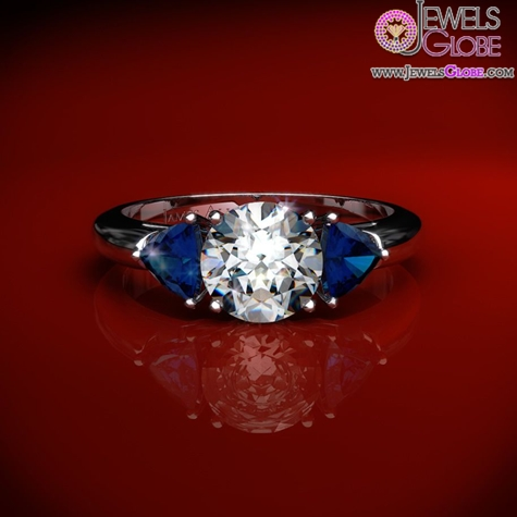 James-Allen-Gemstone-Engagement-Ring The Most Stylish Gemstone Engagement Rings