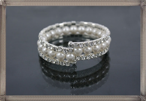 Jewelry-Bracelet-Bridal-Bracelet-Pearl-Bracelet 28+ Most Amazing Pearl Bracelets For Brides in 2020