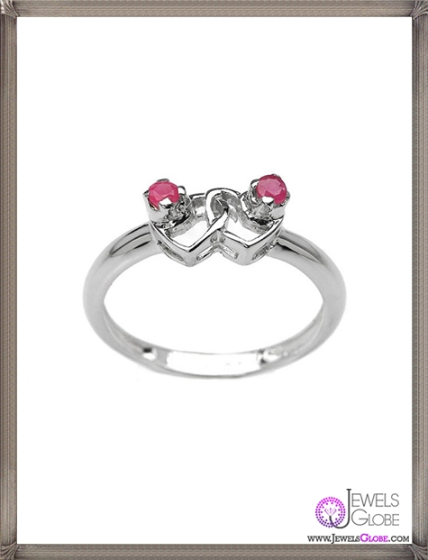 Johareez-Genuine-Ruby-Ring-with-heart-Shape The 32 Most Elegant Genuine Ruby Rings For Women 2019