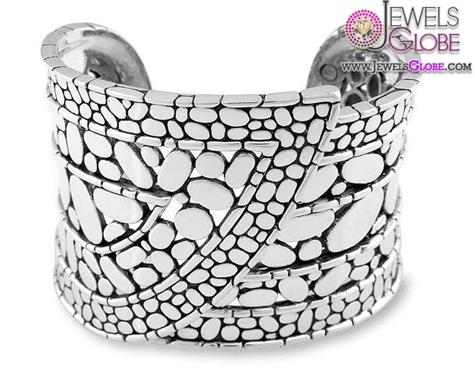 John-Hardy-Kali-Wide-Cuff-Bracelet 35 Hot Cuff Bracelets For Women