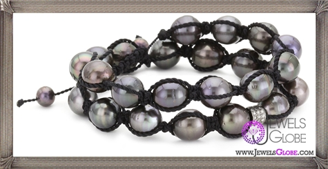 Jordan-Alexander-Mens-Tahitian-Pearl-Twist-with-Diamond-Bead-Bracelet Jordan Alexander Jewelry and Where To Buy Best Designs