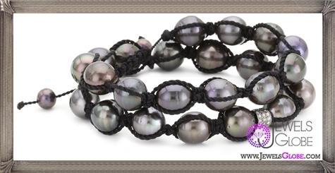 Jordan-Alexander-Mens-Tahitian-Pearl-Twist-with-Diamond-Bead-Bracelet Jordan Alexander Jewelry and Where To Buy Best Designs