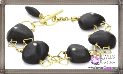 Julieli-Eco-Ebony-18k-Gold-and-Pure-Silver-Diamond-Bracelet Top 7 Tips Before Buying Julieli Jewelry