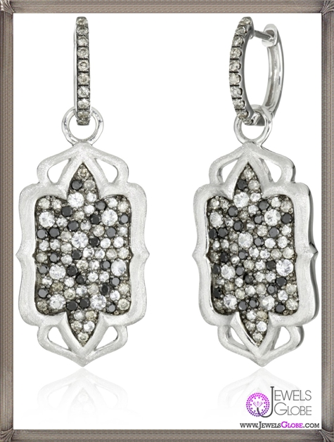 Katie-Decker-Mosaic-Earrings Best 32 Katie Decker Jewelry Designs for This Year