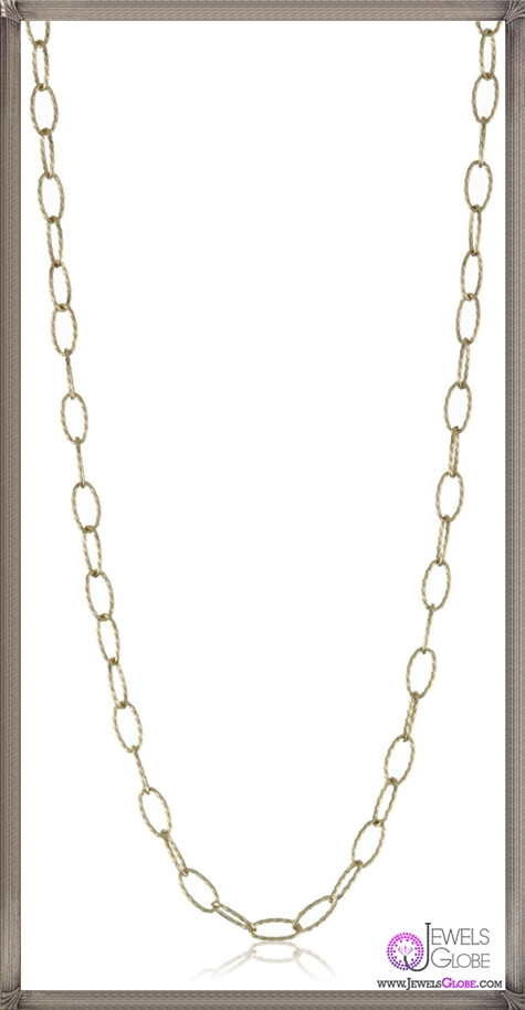 Katie-Decker-Signature-18k-Yellow-Gold-Toggle-Chain Best 32 Katie Decker Jewelry Designs for This Year