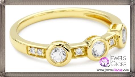Katie-Decker-Stackable-18k-White-Topaz-and-Diamond-Band Best 32 Katie Decker Jewelry Designs for This Year