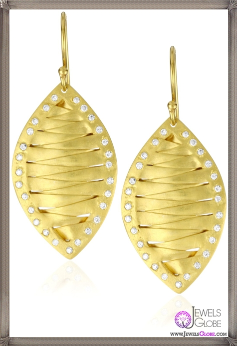 Kevia-Etrusca-Flush-Set-Cubic-Zirconia-Edged-Woven-Diamond-Earrings How to Choose Kevia Jewelry: Tips and Facts
