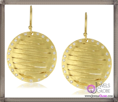 Kevia-Etrusca-Flush-Set-Cubic-Zirconia-Edged-Woven-Disk-Earrings How to Choose Kevia Jewelry: Tips and Facts