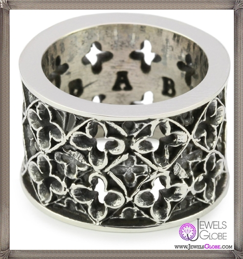 King-Baby-Wide-Relic-Band-Sterling-Silver-Ring Best King Baby Jewelry Pieces