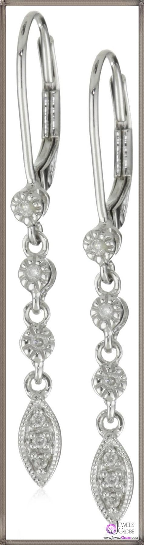 Kobelli-AMOUR-Round-Diamond-Fashion-Earrings Kobelli Jewelry and its Best STYLISH 31 Designs