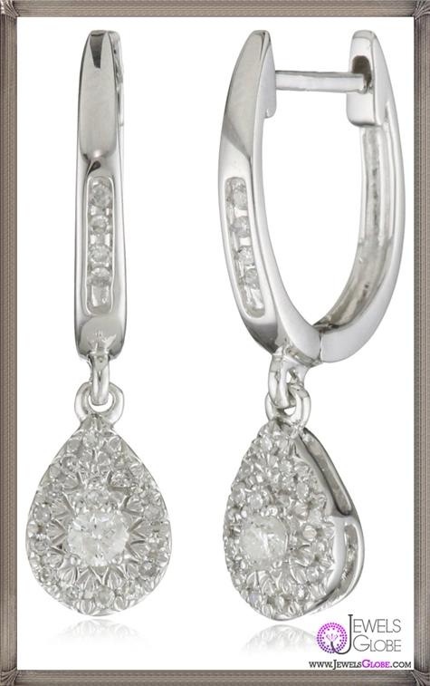 Kobelli-Jadore-Round-Diamond-Fashion-Drop-Earrings Kobelli Jewelry and its Best STYLISH 31 Designs