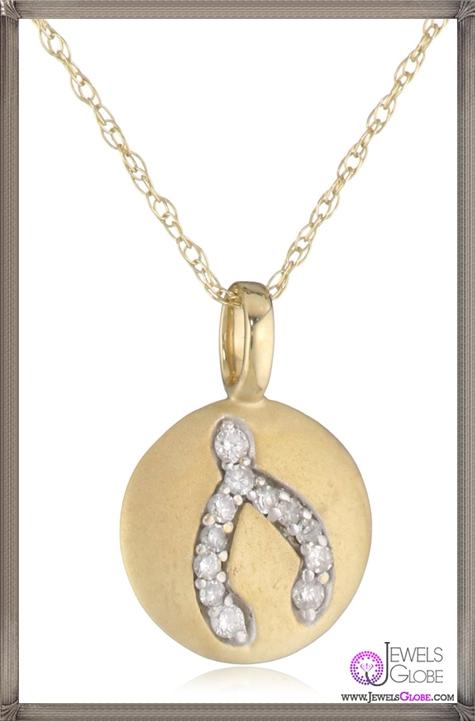 Kobelli-JadoreRoun-d-Diamond-Fashion-Pendant-Necklace Kobelli Jewelry and its Best STYLISH 31 Designs