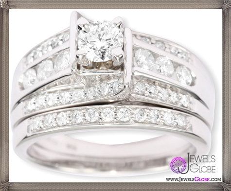 Kobelli-Je-taime-Round-Diamond-Wedding-Ring-Sets Kobelli Jewelry and its Best STYLISH 31 Designs