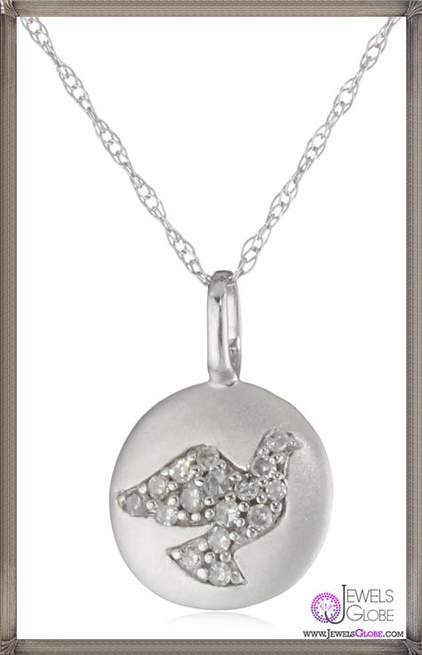Kobelli-Libre-Round-Diamond-Fashion-Pendant-Necklace Kobelli Jewelry and its Best STYLISH 31 Designs