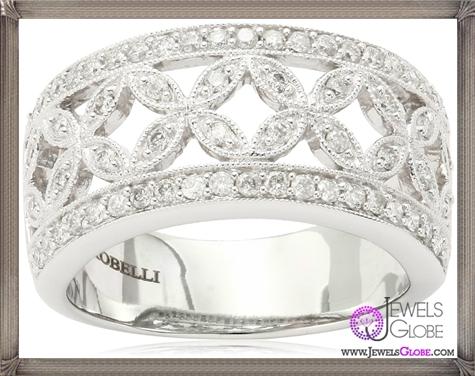 Kobelli-Round-Diamond-Fashion-Band Kobelli Jewelry and its Best STYLISH 31 Designs