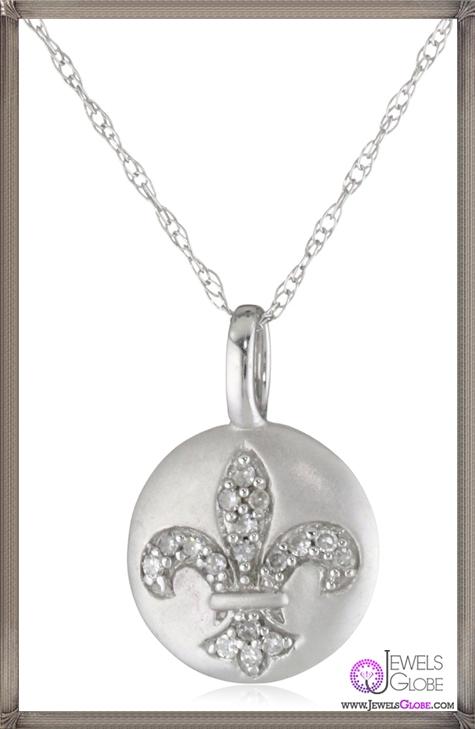 Kobelli-Royale-Round-Diamond-Fashion-Pendant-Necklace Kobelli Jewelry and its Best STYLISH 31 Designs
